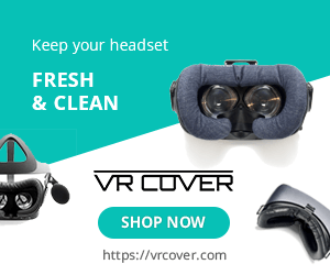 VR Cover Shop Now