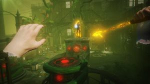 unspoken vr game for oculus rift review screenshot